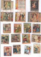 Lot D'anciennes Boites Allumettes De Diverses Pays Européens - Lot 2 - Cajas De Cerillas (fósforos)