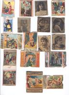 Lot D'anciennes Boites Allumettes De Diverses Pays Européens - Lot 4 - Cajas De Cerillas (fósforos)