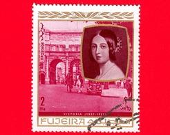 Emirati - FUJEIRA - 1970 - Personalità Della Storia Inglese - Victoria - 2 - Fujeira