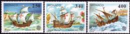 Monaco- Europa CEPT 1992 - Yvert Nr. 1825/1827 - Michel Nr. 2070/2072  ** - Europa-CEPT