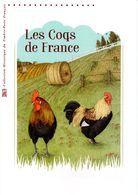 """"""" LES COQS DE FRANCE """" Sur Document Philatélique Officiel De 4 Pages De 2015. N° YT F5008. Parfait état DPO - Ferme"""