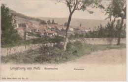 57 - ROZERIEULLES - PANORAMA - NELS SERIE 105 N° 15 COULEURS - Autres Communes