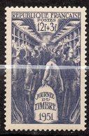 1951--tp  N° 879 -- Journée Du Timbre  12F +3F  -- Cote  4,60  € -- Gomme Intacte  --  MNH--..............à Saisir - Frankreich