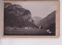 AUSTRIA TIROL SCHLUDERBACH  16*10CM Fonds Victor FORBIN 1864-1947 - Foto