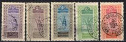ALTO SENEGAL E NIGER - 1914 - Camel With Rider - USATI - Upper Senegal And Nigeria (1904-1921)