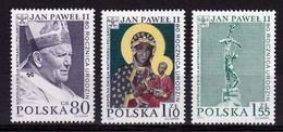 2000 - VATICANO-POLONIA, Genetliaco Di Giovanni Paolo II, Emissione Congiunta - MNH ** - Emissioni Congiunte