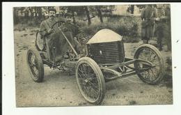 70 - Haute Saone - Champlitte - Hanriot Pilote Sur Une Darracq Construite à 92 Suresnes - - Other Municipalities