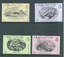Pitcairn Islands 1979 Engravings Set 4 VFU - Pitcairn Islands