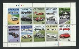 Automobiles De Prestige - Ile De Grenade 1988 - Automobili