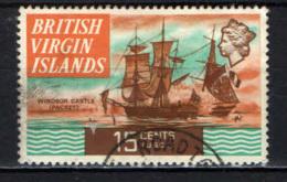 BRITISH VIRGIN ISLANDS - 1970 - Packet Windsor Castle Fighting French Privateer - USATO - British Virgin Islands