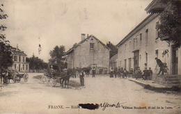 S50-016 Frasne - Hôtel Boichard - France