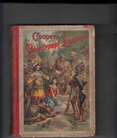 Coopers Lederstrumpf- Erzählungen Fur Die Jugend Bearbeitet Adam Stein Mit Farbendruck - Livres, BD, Revues