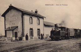 S50-018 Brezolles - Gare Du Tramway - France