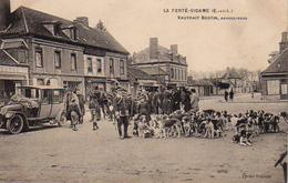 S50-019 La Ferté-Vidame - VAUTRAIT BERTIN, Rendez-vous - Chasse à Courre - France