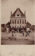 S50-027 Carte Photo - Saint-Just - La Mairie - Other Municipalities
