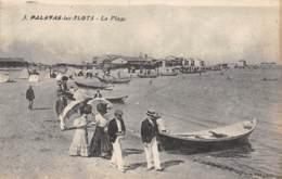 34 - PALAVAS-les-FLOTS - La Plage - Palavas Les Flots