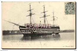 CPA Bateau Voilier Le Borda Ecole Navale - Sailing Vessels