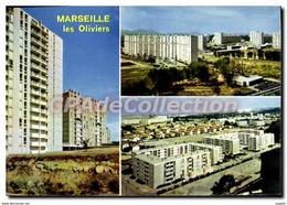 CPSM Marseille Cite Les Oliviers - Marsiglia