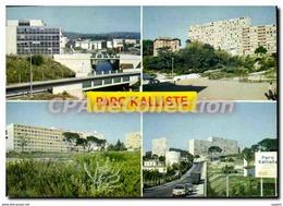 CPSM Marseille Parc Kalliste - Marsiglia