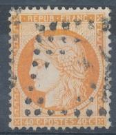 N°38 LOSANGE EVIDE - 1870 Besetzung Von Paris