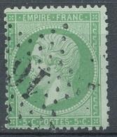N°20 ETOILE DE PARIS CHIFFRE - 1862 Napoléon III