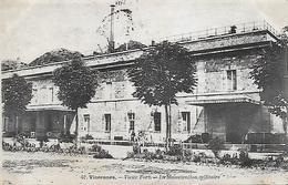 94)  VINCENNES  - Vieux Fort  - La Manutention Militaire - Vincennes