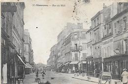94)  VINCENNES  - Rue Du Midi - Vincennes