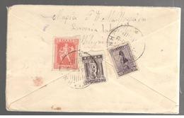 25785 - Pour Les ETATS  UNIS - Grecia