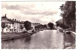 CASTELNAUDARY - Le Petit Bassin - Canal Du Midi. - Castelnaudary