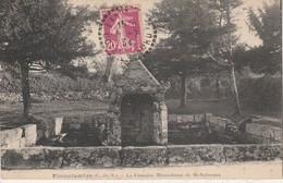 22 - PLOUZELAMBRE  - La Fontaine Miraculeuse De St Sylvestre - Autres Communes