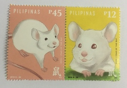 MNH Philippines 2019 - Year Of The Rat - Chinese New Year