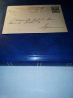 Carte Postale Aff Oblitération Drapeau  1902 Milano Pour La France - 1900-44 Victor Emmanuel III.