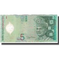 Billet, Malaysie, 5 Ringgit, KM:47, TTB - Malaysie