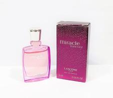 Miniatures De Parfum  MIRACLE FOREVER De  LANCOME  EDP   5 Ml  + Boite - Miniatures Femmes (avec Boite)