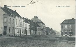 Asse/Assche,Place De La Station 1907 - Asse