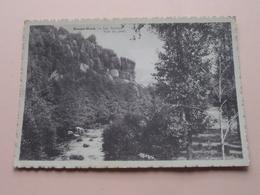 NINANE-HEYD Les Roches - Vue Du Pont ( Edit. Maréchal ) Anno 19?? ( Zie Foto Details ) ! - Durbuy