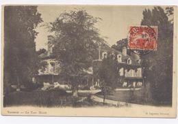 VAUXBUIN, Près De Soissons, La Tour Ménot - 1913- Bon état - Otros Municipios