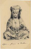 CPA - Algérie - Femme De Biskra - Argelia