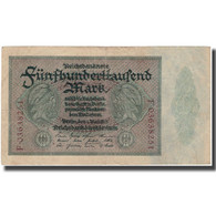 Billet, Allemagne, 500,000 Mark, KM:88a, TTB - [ 3] 1918-1933 : República De Weimar