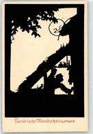 53106404 - Postkarte Des Duererhauses Flandrische Mondscheinsonate - Illustratoren & Fotografen
