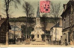 VERNON  L'Eglise De Vernonnet. - Vernon