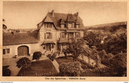 VERNON  Clos Des Eglantines.  2 Scans  TBE - Vernon