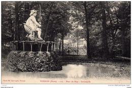 VERNON Parc De Bizy. Gribouille. - Vernon