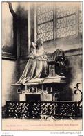 VERNON Intérieur De Notre Dame. Statue De Marie Maignard - Vernon