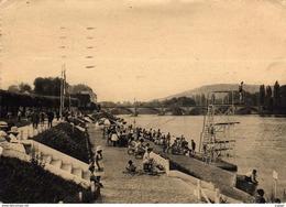 VERNON  La Plage Au Bord De La Seine.  Carte écrite En 1952  2 Scans  Bon état - Vernon
