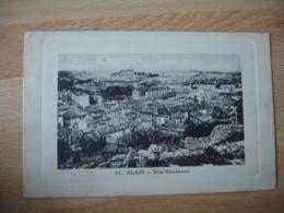 1902 Amboise Vue Generale Ecole Primaire Alais Ales Vue Generale - Alès