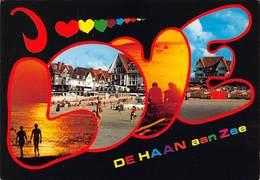 België West-Vlaanderen De Haan   Love De Haan Aan Zee    Barry 3002 - De Haan