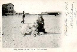 Palavas Les Flots (34) : Petite Baigneuse - Palavas Les Flots