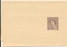 Canada Newspaper Wrapper Elizabeth 1c. 1953 In Mint Condition - 1953-.... Elizabeth II