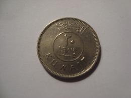 MONNAIE KOWEIT 20 FILS 1981 / 1401 - Koweït